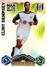 Match Attax - - - Clint Dempsey - - 09/10 - Matchwinner