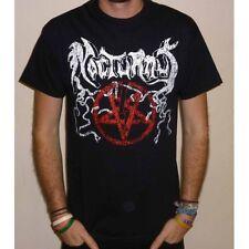 "Nocturnus ""Logo"" T-shirt - NEW OFFICIAL"