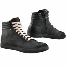 TCX X-Groove Gore-Tex Waterproof Motorcycle Motorbike Casual Look Boots - Black