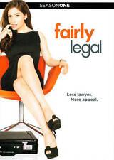 Fairly Legal: Season One (DVD, 2012, 3-Disc Set)