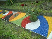 Dekosteine Farbig Außen Garten Deko Kies Gartenkies Zierkies Dekokies Ziersplitt