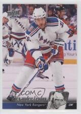2010-11 Upper Deck #385 Alex Frolov New York Rangers Hockey Card