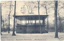 Highland Park Music Pavilion, East New York Brooklyn