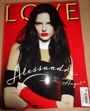 British Love 4 2010 Brooke Shields Laetitia Casta Elle Macpherson Liv Tyler UK