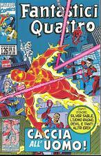 FANTASTICI QUATTRO n° 126 - Ed. Marvel Italia - 1995
