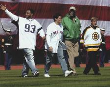 NHL Hockey Boston Bruins Tedy Bruschi & Bobby Orr Photo Picture Print