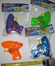 8 WATER SQUIRT GUNS 3 INCH pistol squirting toy gun