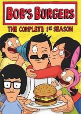 Bobs Burgers: The Complete 1st Season (DVD, 2012, 2-Disc Set)