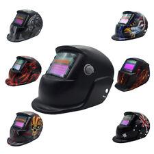 New Solar Auto Darkening Welding Helmet Mask ARC TIG MAG High Quality AU