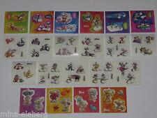 DIDDL sticker autocollants Diddl et/ou Pimboli NEVADA NEUF RARE collection