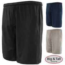 Big Men's Cotton Jersey Shorts by Falcon Bay Sizes 3XL - 8XL