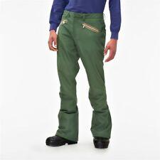 Pantaloni tecnici uomo K-WAY mod.ALEN MICRO TWILL Codice:K0057U0 F/W 17-18 VERDE