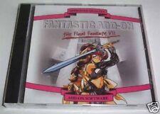 Fantastic add-on per Final Fantasy 7-shareware CD