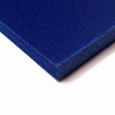 "SIBE-R PLASTIC SUPPLY 3MM 1/8"" DARK BLUE SINTRA PVC FOAM BOARD  SHEET PACKS"