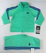 Adidas girls' set,  2 piece Tracksuit Jacket and pants Set sizes 2,3