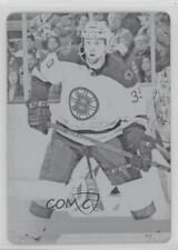 2016 Upper Deck Printing Plate Black #18 Matt Beleskey Boston Bruins Hockey Card