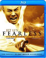 JET LI'S FEARLESS (Blu-ray)