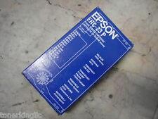 12 Genuine Epson ERC23 ERC-23P ERC-23 P Purple Ribbon M250 M252 M255 M260 M270