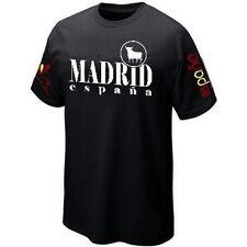 T-SHIRT MADRID ESPANA - Camiseta Serigrafía