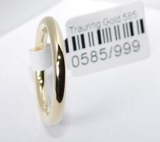 1 Trauring Ehering Hochzeitsring Gold 750 Poliert - Breite 2mm - Sonderangebot !