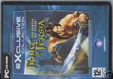 PC CD-ROM : PRINCE OF PERSIA - Les Sables du temps -