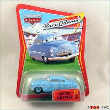 Disney Pixar Cars Milton Calypeer #91 RaceORama RoR - worn package