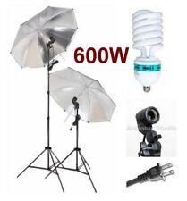 Photo Studio Video Reflective Umbrella Lite Flash Kit
