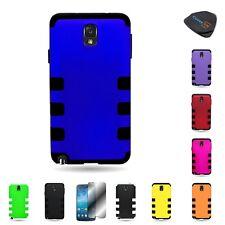 For Samsung Galaxy Note 3 TPU Skin Hard Dual Layer Hybrid Case