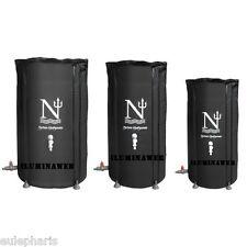 Deposito agua Flexible pleglable con grifo, 100L-160L-250L  Neptune Hydroponics