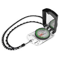 Silva Ranger S Peilkompass mit Deklinationsskala/transparenter Boden Spiegel