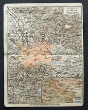 Antica=Topografica=FIRENZE DINTORNI.SCALA 1:60000.1905c