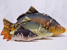 Gaby Carp Fish Pillow Baby Carp, Large Carp, Giant Carp
