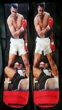 Custom Muhammed Ali DRY FIT Socks boxing belt bred champ TshirtConnex