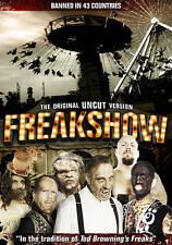 NEW DVD Freakshow~Drew Bell,Dane Rosselli, Christopher Adamson, Rebekah Kochan,