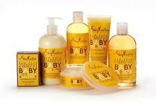 Shea Moisture Raw Shea Chamomile & Argan Oil  Baby Range