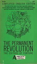 Davenport: The Permanent Revolution  1959