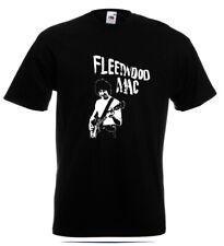 Peter Green Fleetwood Mac T Shirt Danny Kirwan John McVie Green Manalishi