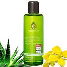 Primavera Bio Körperöl Massageöl 100% naturreine ätherische Öle
