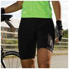 Ladies Womens Padded Cycling Shorts Cycle Short Biking Pants Race Skin Gel