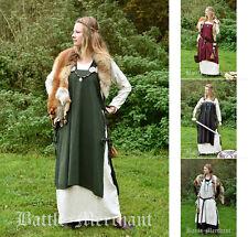 Battle Merchant Wikingerkleid Überkleid Edda Kleid Mittelalter LARP S-XXL