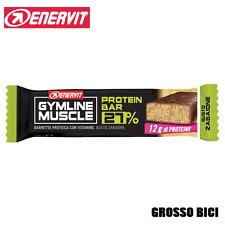 Enervit Gymline Muscle Protein Bar 27% Barretta 45gr GUSTI ASSORTITI NO GLUTINE