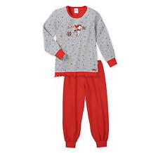 SCHIESSER Mädchen Pyjama lang NICI MELLY Gr. 104 116 128 140 Schlafanzug NEU