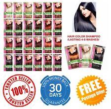 Marion Hair Color Shampoo AMMONIA FREE Lasting 4 to 8 Washes with Aloe & Keratin