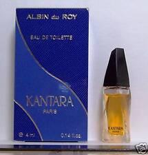 Kantara by Albin Du Roy edt mini 4ml. NIB