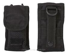 Combate del Ejército militar teléfono móvil cubierta bolsa bolsa Lazo Para Correa Iphone Ipod Negro