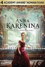 Anna Karenina (Ws)  DVD NEW