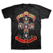 Guns N' Roses GNR AFD Jumbo S, M, L, XL, 2XL Black T-Shirt