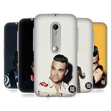 Officiel Robbie Williams calendrier GEL souple Coque Pour Motorola Téléphones 2