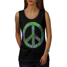 Hippie Peace Forever Women Tank Top NEW | Wellcoda