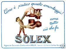 SOLEX-carburatore-alimentazione-praticità-smontaggio